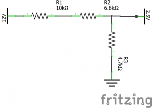 Actual voltage divider 300x214 don't trust the internet (and how to add an inductive proximity  at fashall.co